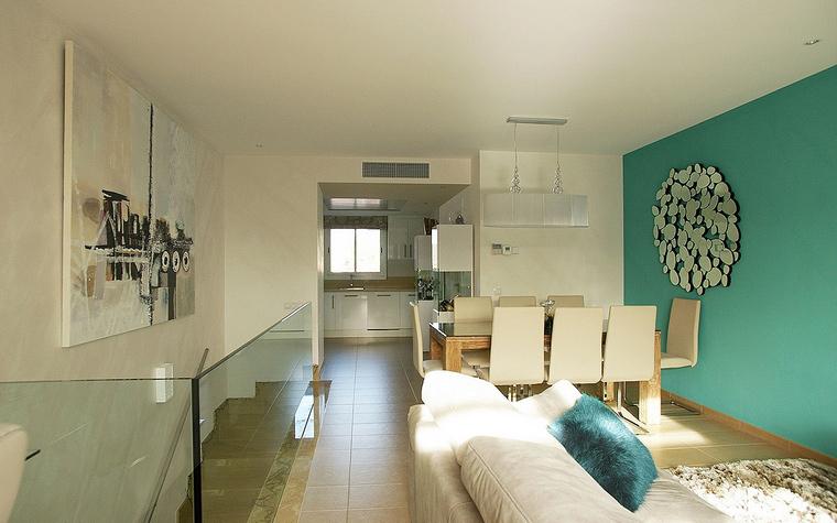 Квартира. гостиная из проекта , фото №44076
