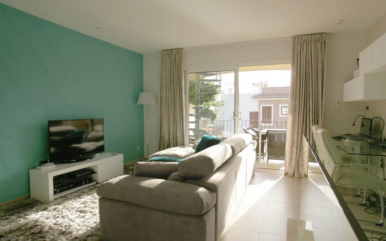 Квартира. гостиная из проекта , фото №44077