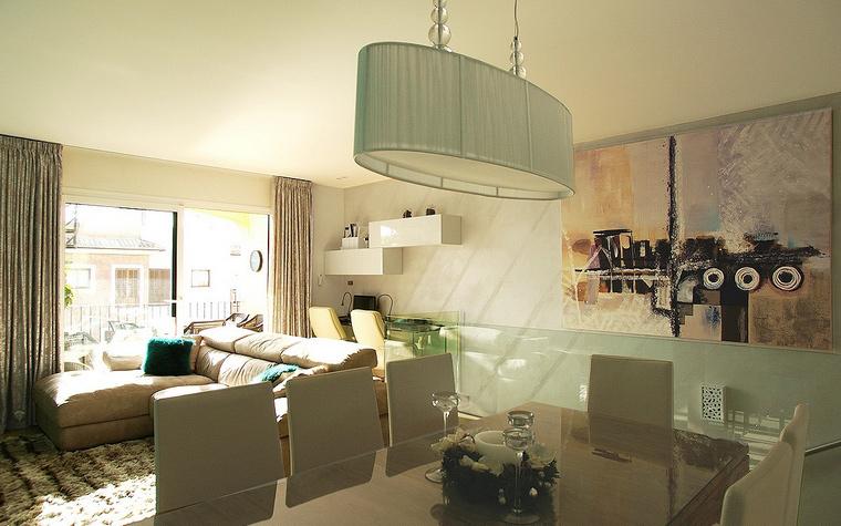 Квартира. гостиная из проекта , фото №44079