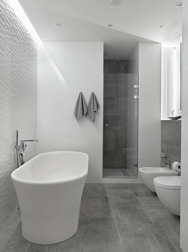 Фото № 44170 ванная  Квартира