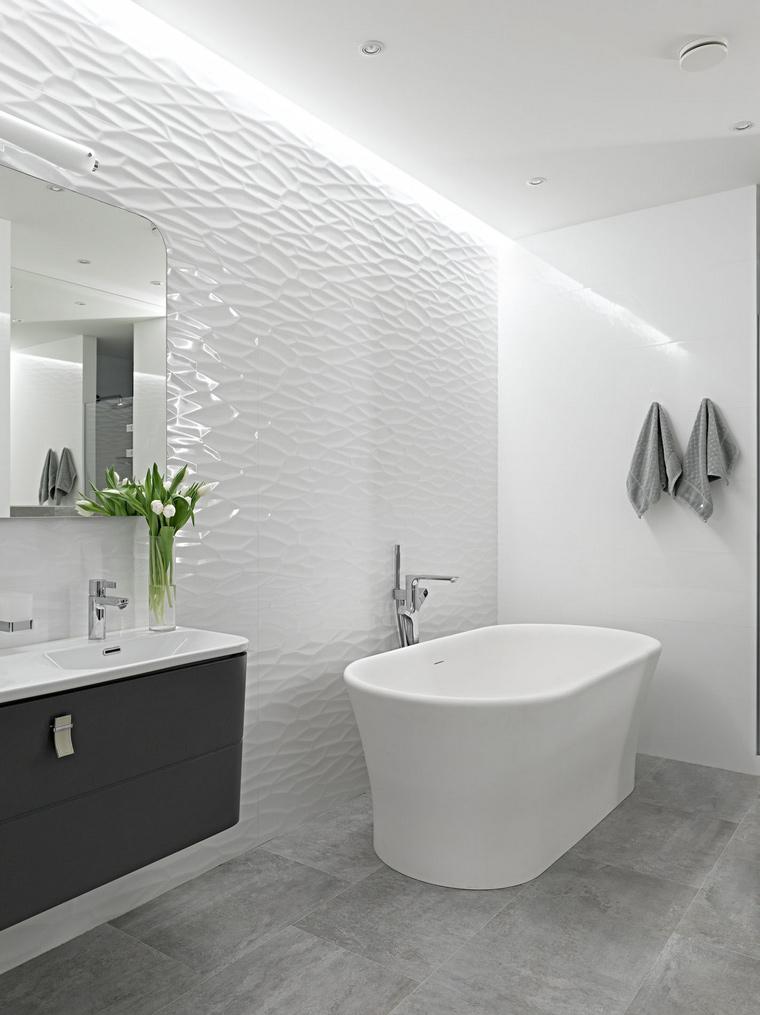 Фото № 44172 ванная  Квартира