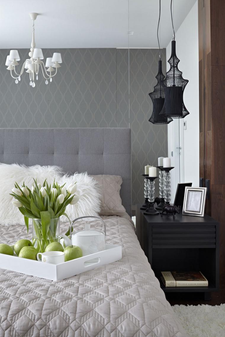интерьер спальни - фото № 44168