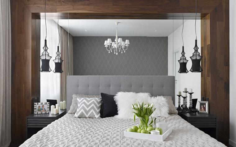 интерьер спальни - фото № 44169