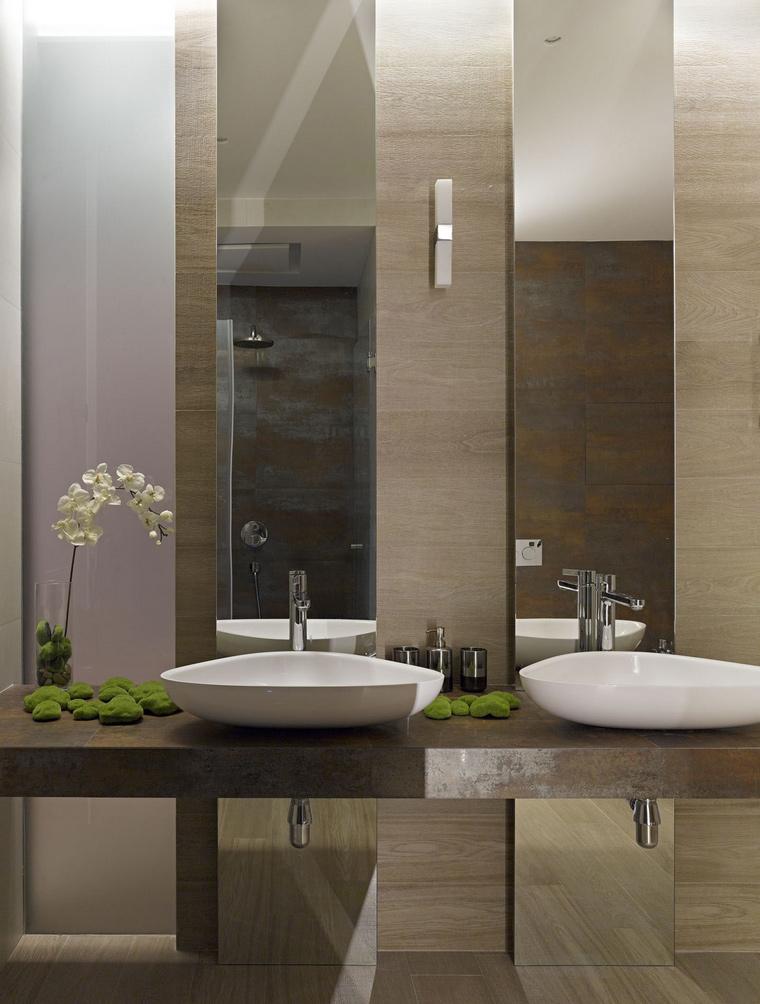 интерьер ванной - фото № 44173