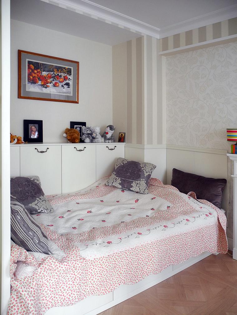 Квартира. детская из проекта , фото №44278