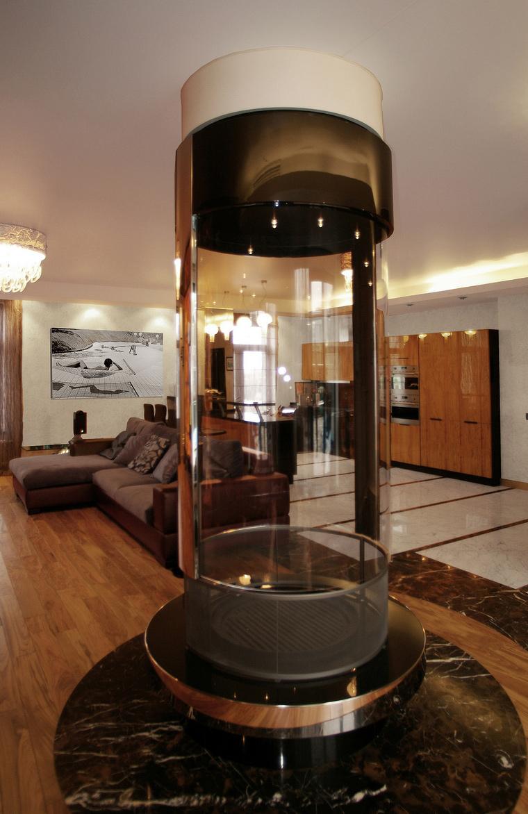 интерьер гостиной - фото № 44285