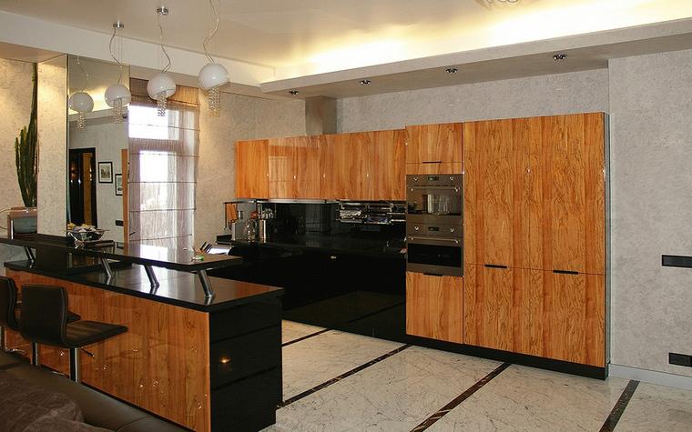 Фото № 44288 кухня  Квартира
