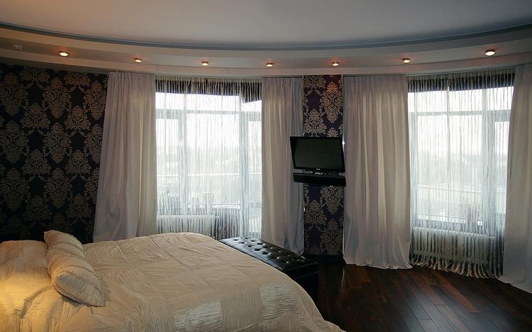 интерьер спальни - фото № 44291