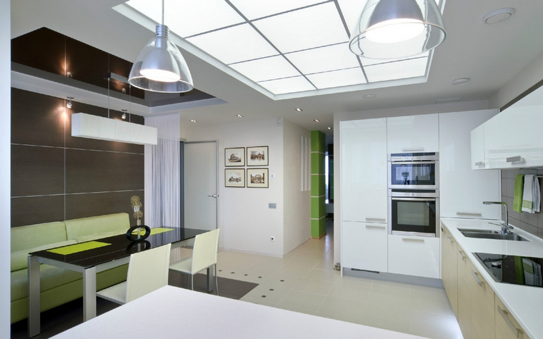 интерьер кухни - фото № 44391
