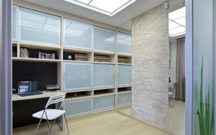 интерьер кабинета - фото № 44396