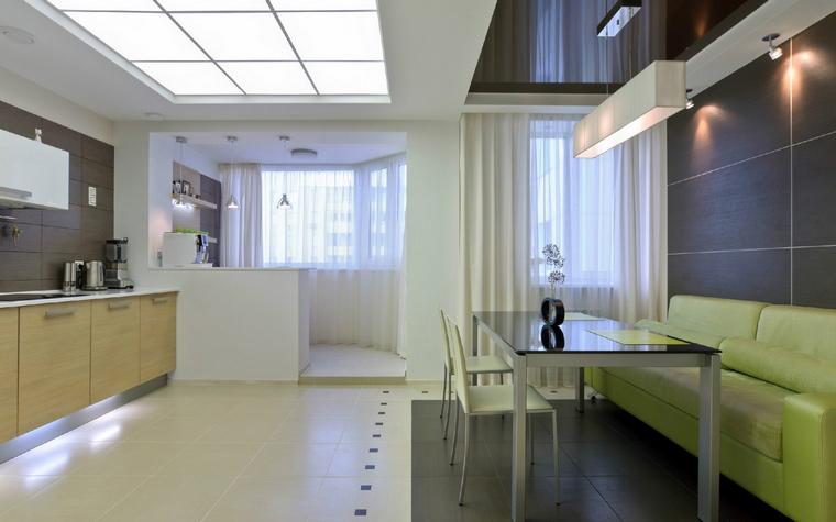 интерьер кухни - фото № 44390