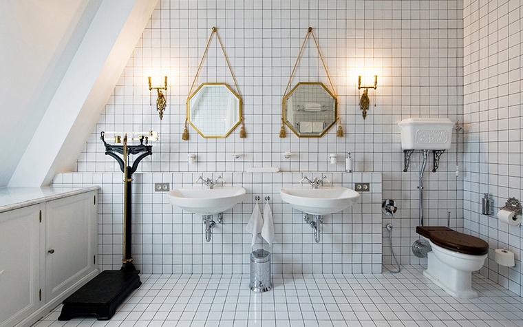 Виды ванных комнат