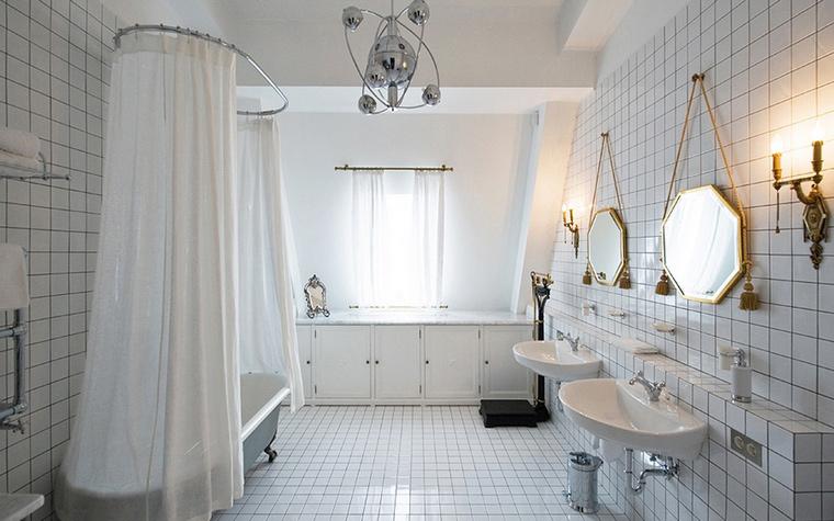 интерьер ванной - фото № 44545