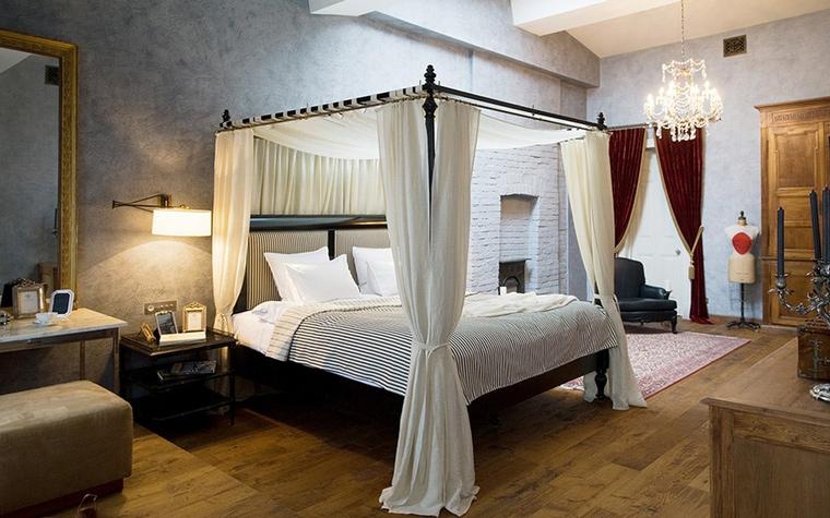 Фото № 44550 спальня  Квартира