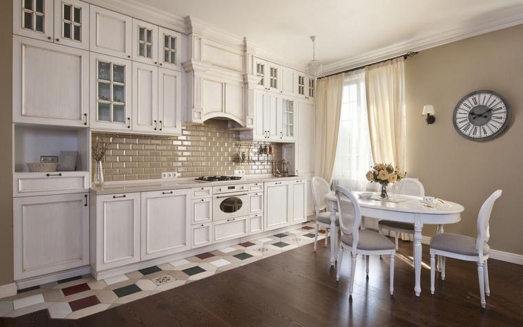 интерьер кухни - фото № 44580