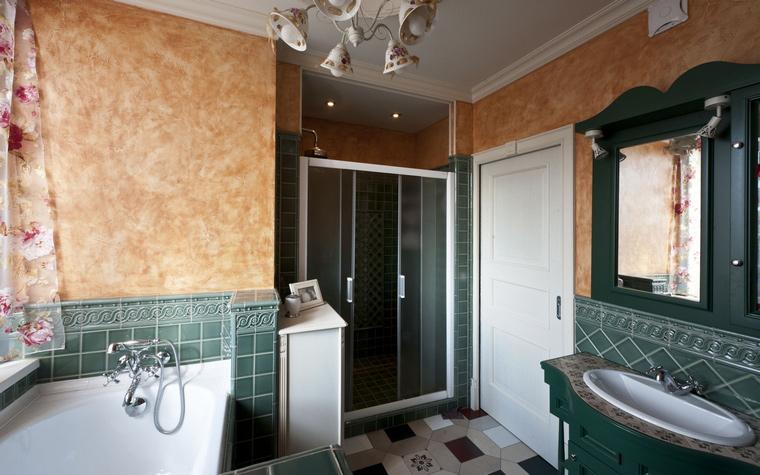 интерьер ванной - фото № 44585