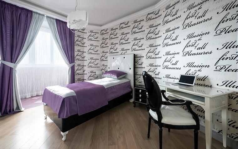Фото № 44640 спальня  Квартира