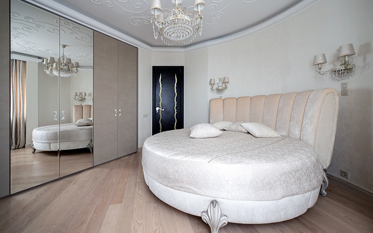 Фото № 44645 спальня  Квартира