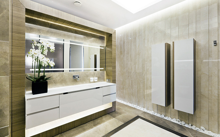 интерьер ванной - фото № 44668