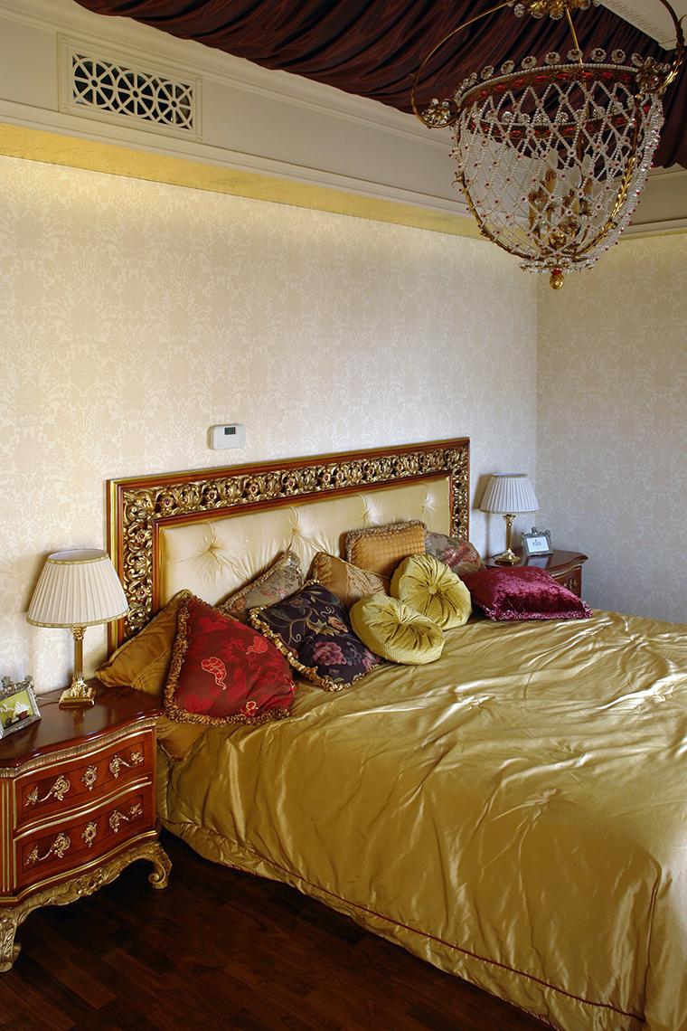 интерьер спальни - фото № 44777