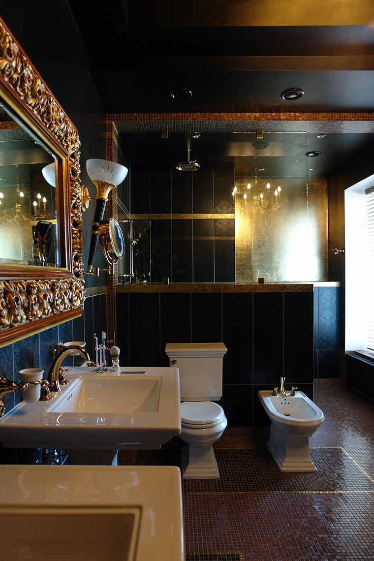 интерьер ванной - фото № 44779