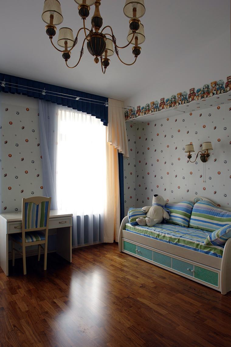 Фото № 44782 детская  Квартира