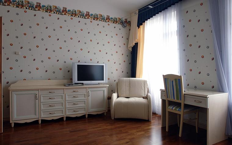 интерьер детской - фото № 44783