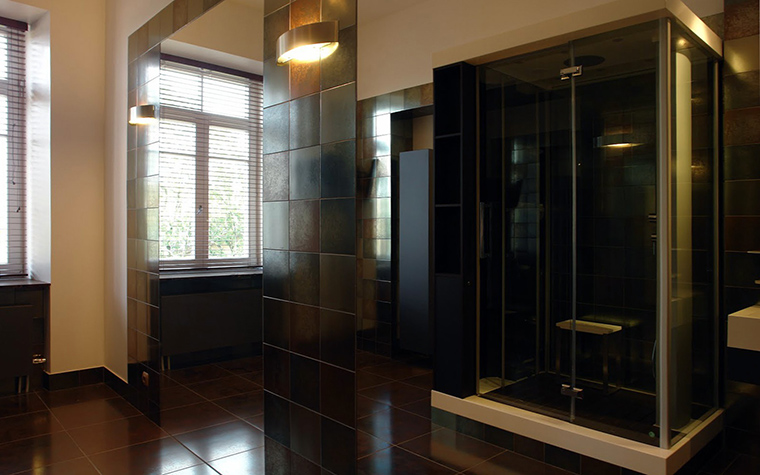Фото № 44785 ванная  Квартира