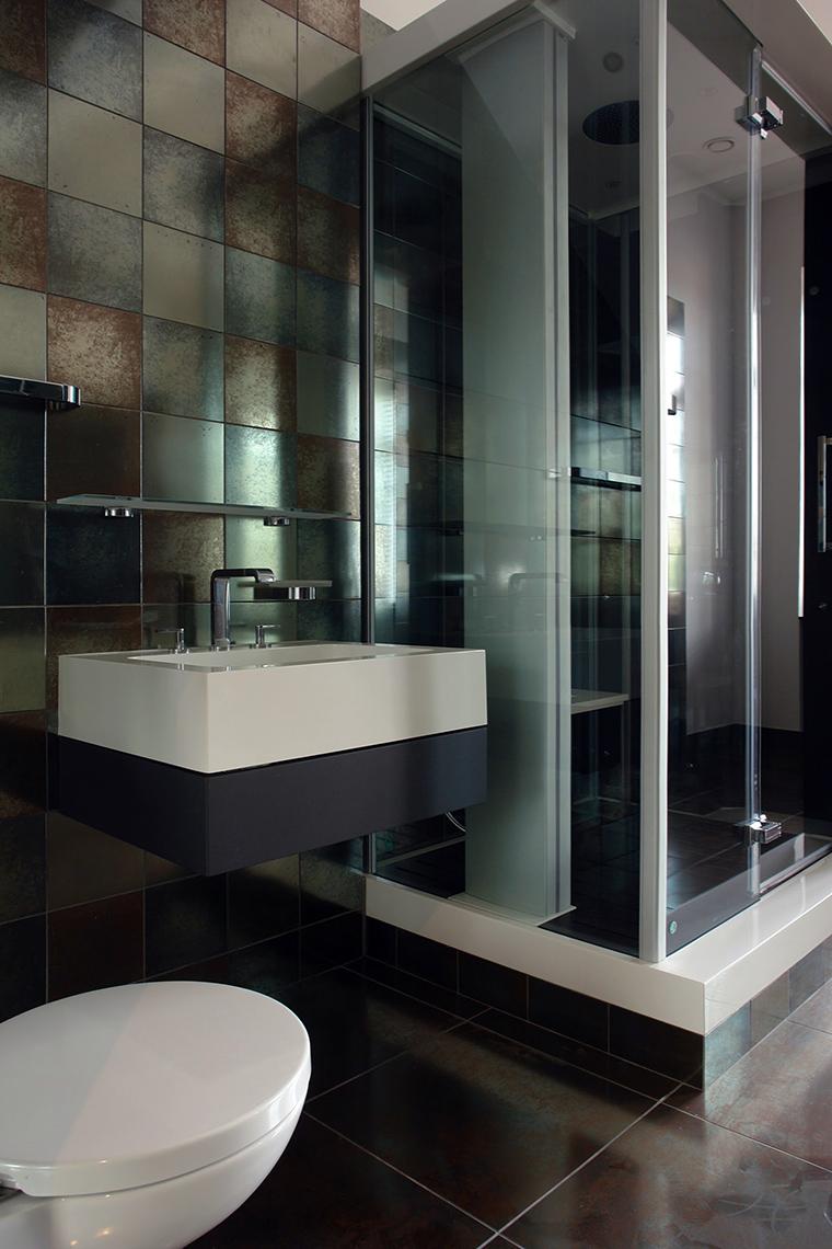 Фото № 44787 ванная  Квартира