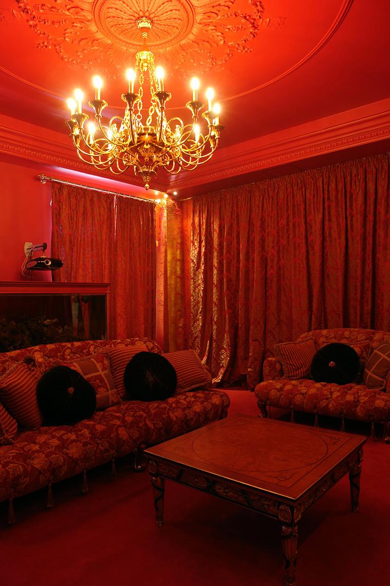 интерьер гостиной - фото № 44789