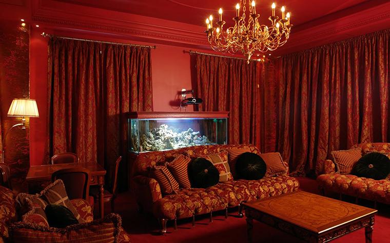 интерьер гостиной - фото № 44791