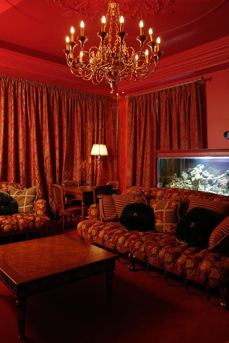 интерьер гостиной - фото № 44792