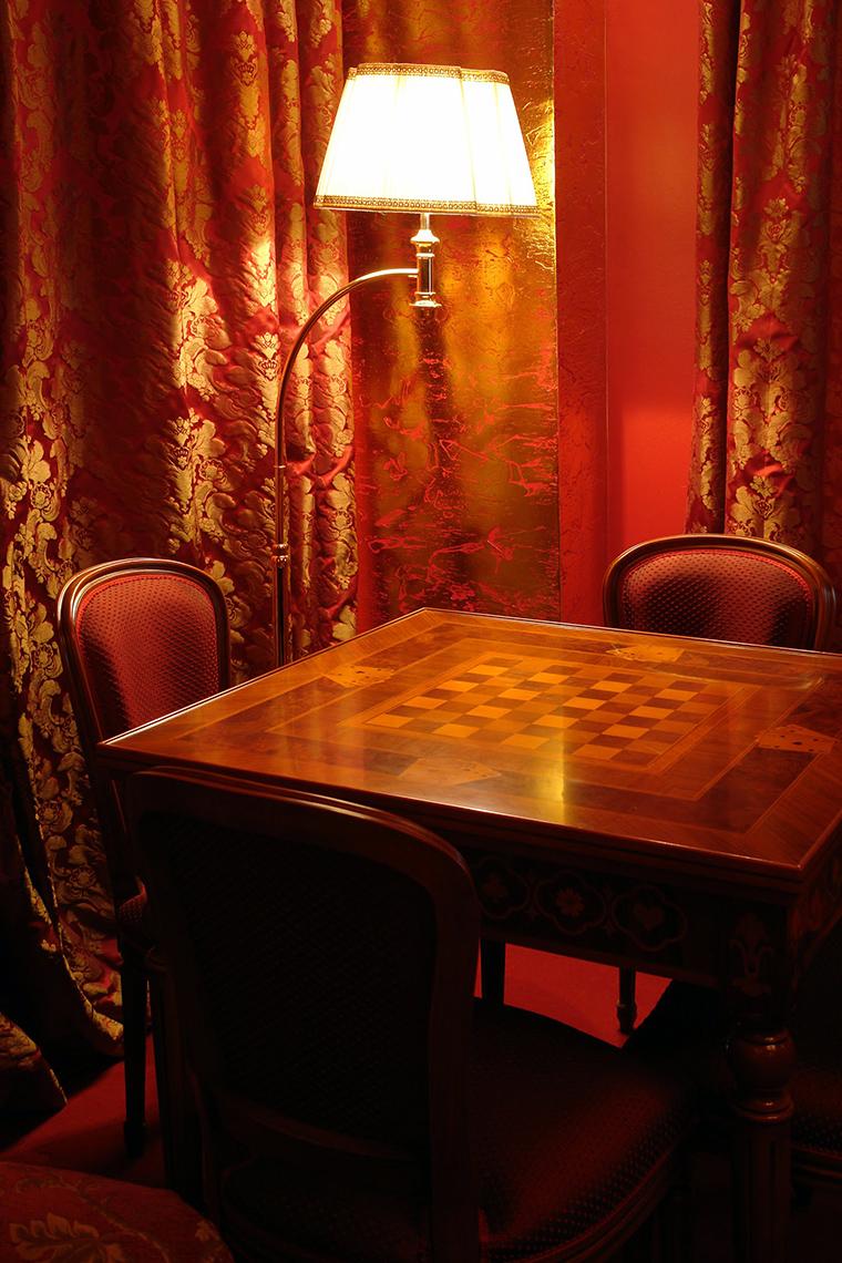 интерьер гостиной - фото № 44793