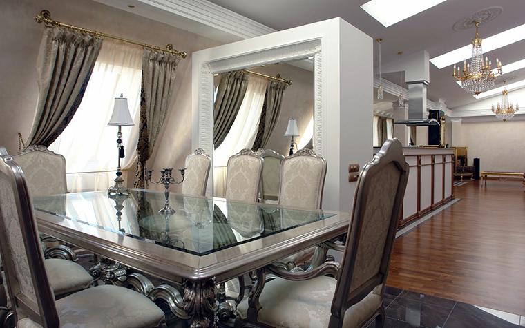 интерьер столовой - фото № 44770