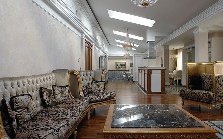 Фото № 44773 гостиная  Квартира