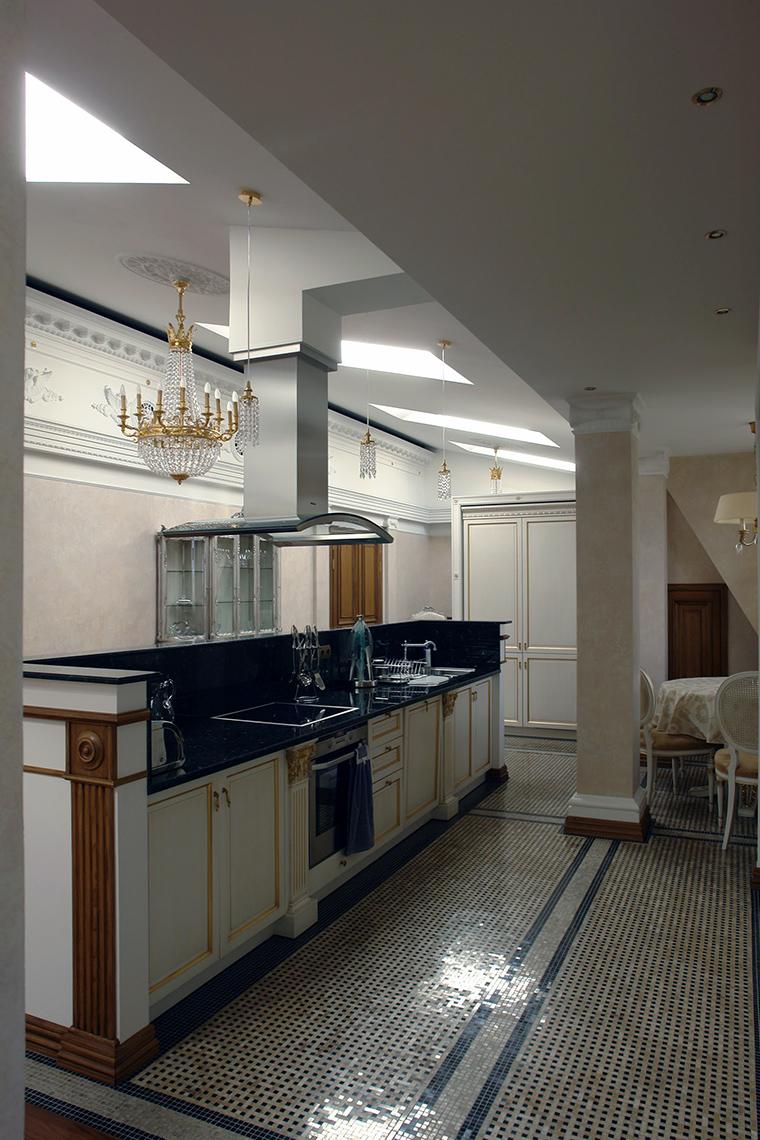 интерьер кухни - фото № 44775