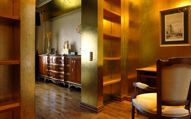 интерьер кабинета - фото № 44776