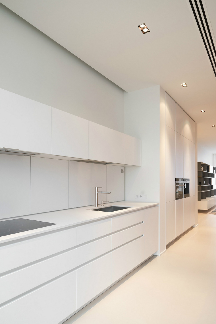 Фото № 44708 кухня  Квартира