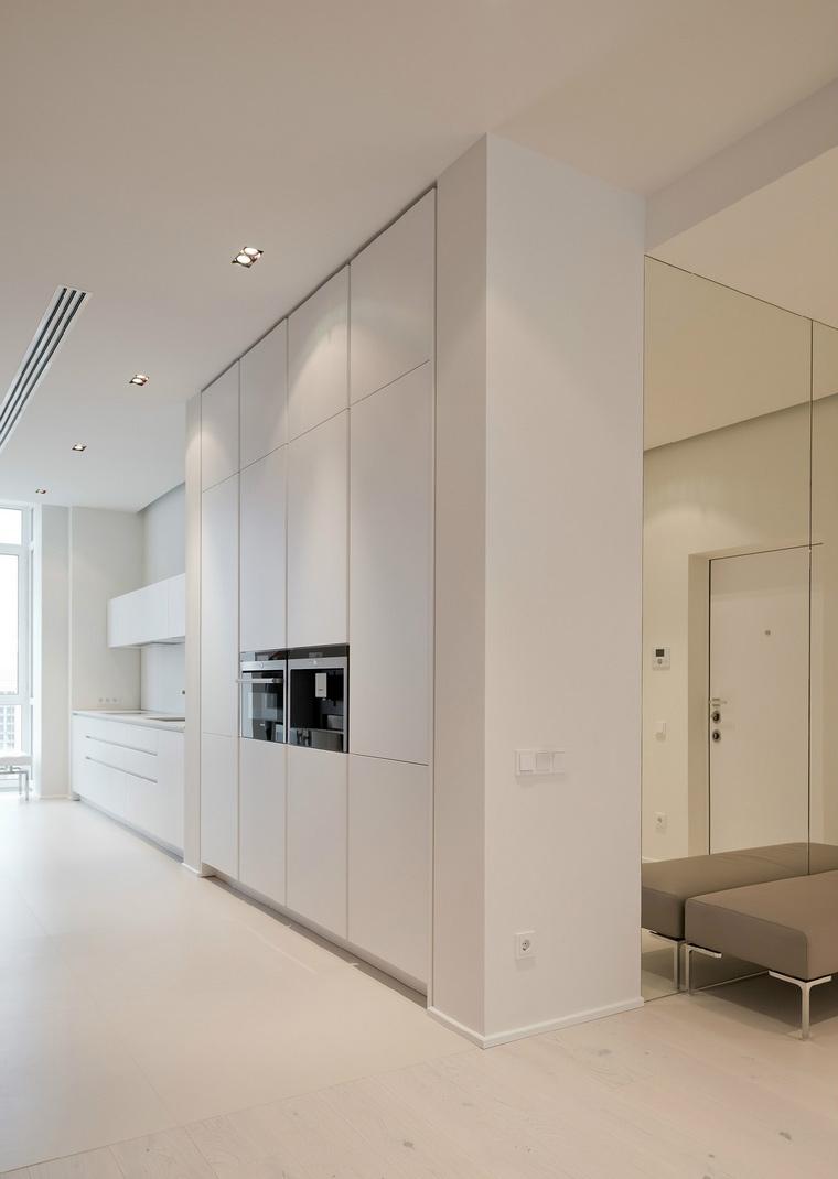 Фото № 44709 кухня  Квартира