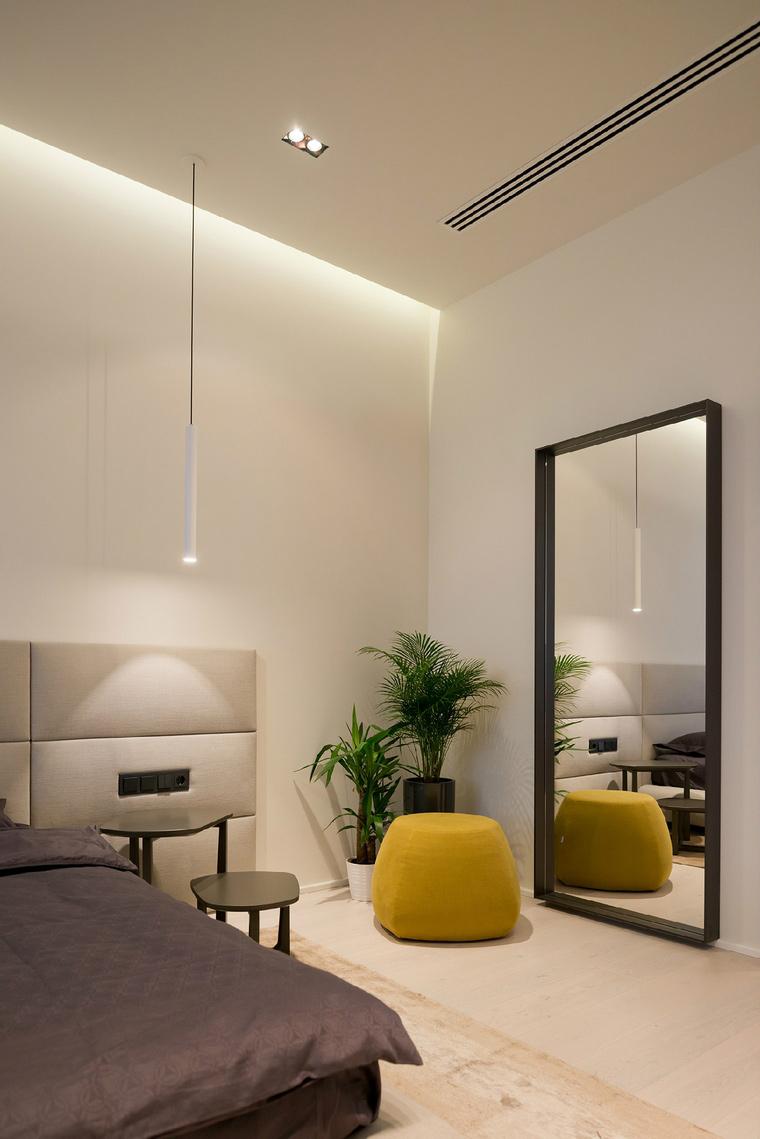 Фото № 44723 спальня  Квартира