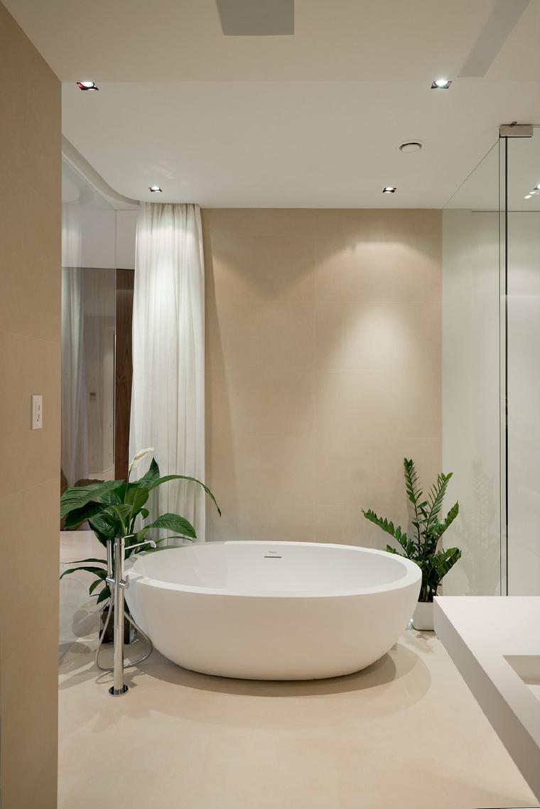 Фото № 44729 ванная  Квартира