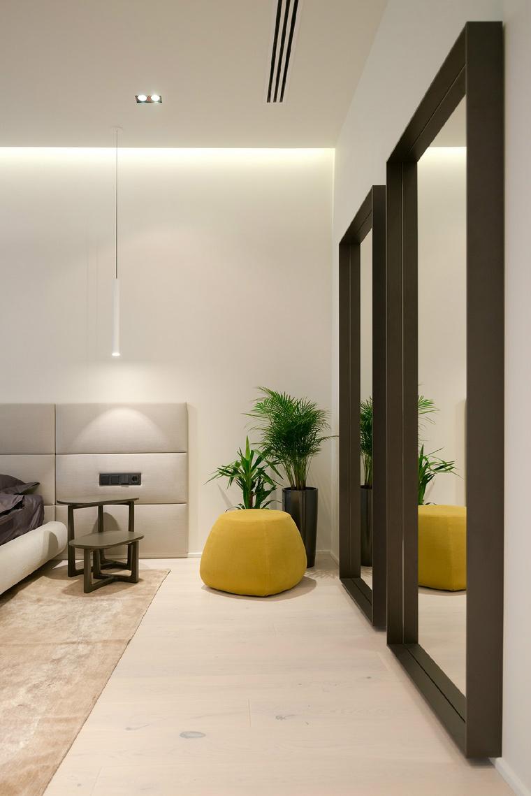 Фото № 44724 спальня  Квартира