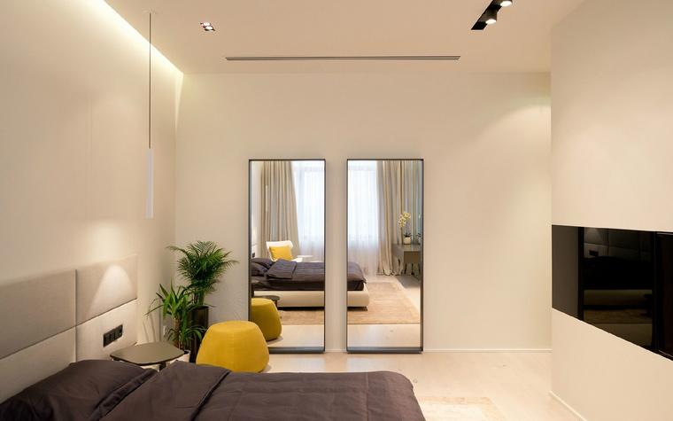 Фото № 44725 спальня  Квартира