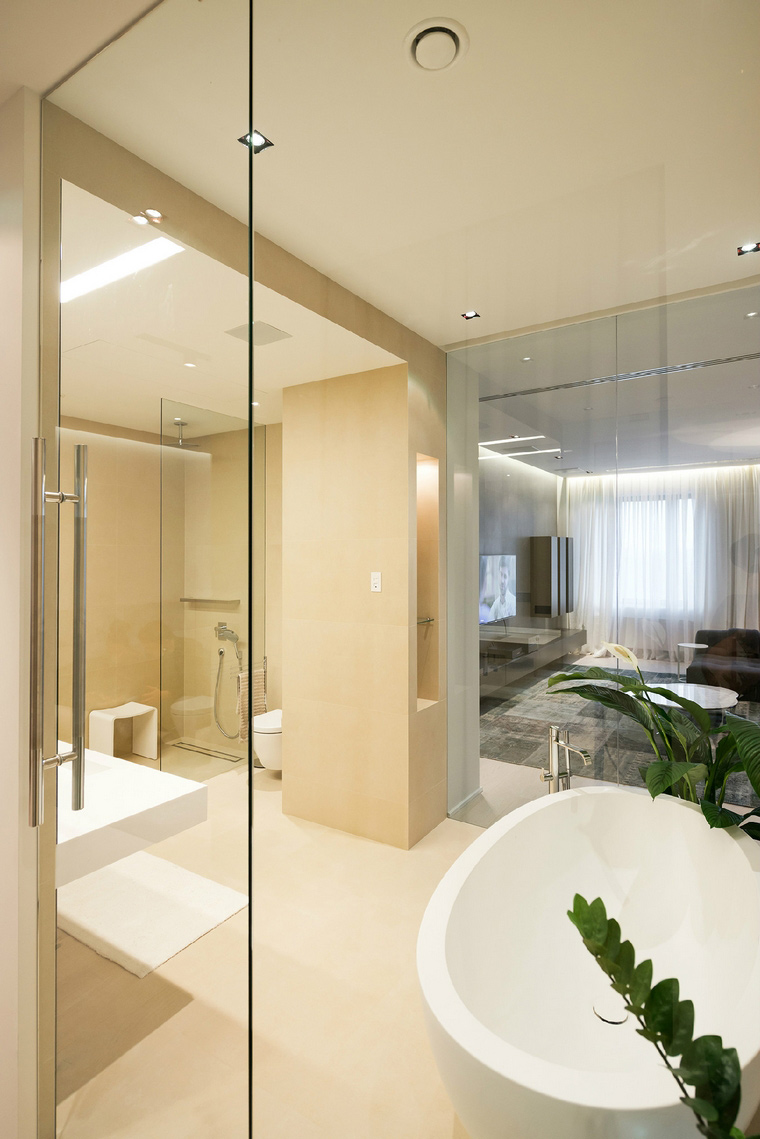 Фото № 44730 ванная  Квартира