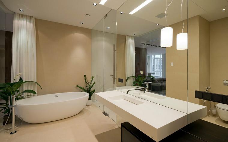 Фото № 44731 ванная  Квартира