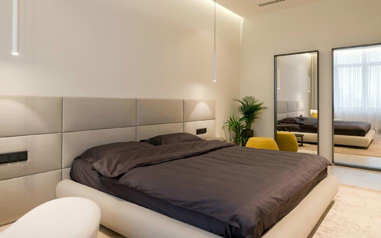 Фото № 44727 спальня  Квартира