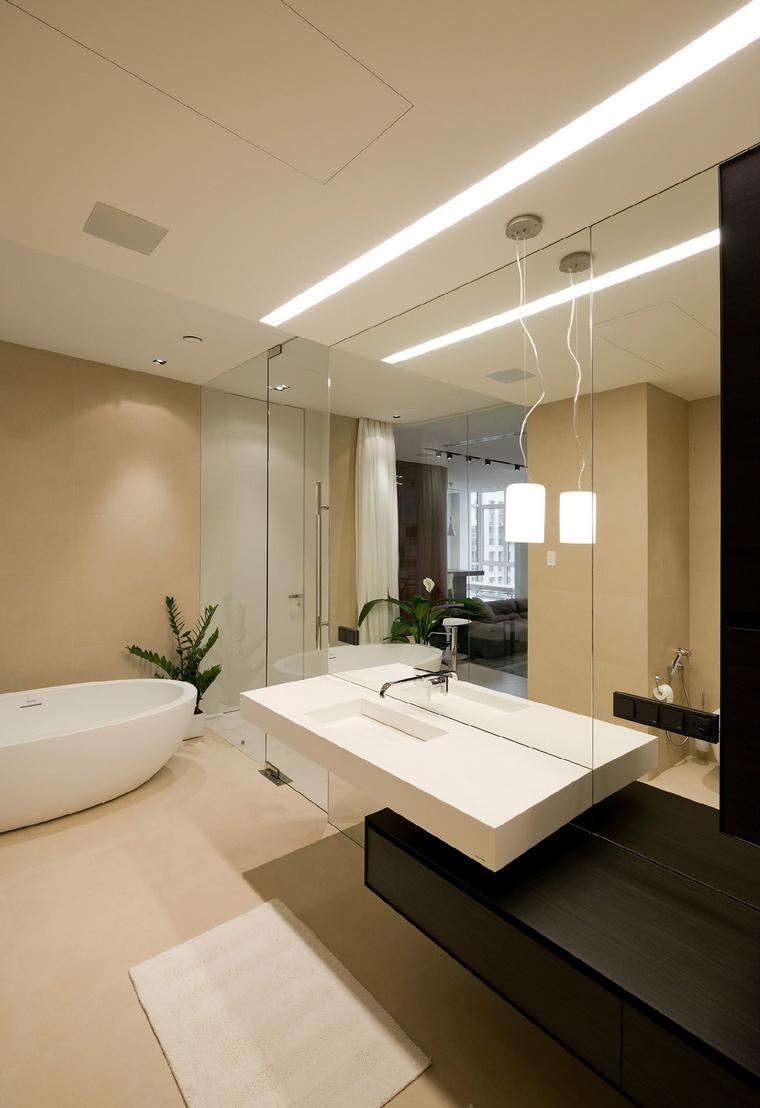 Фото № 44733 ванная  Квартира