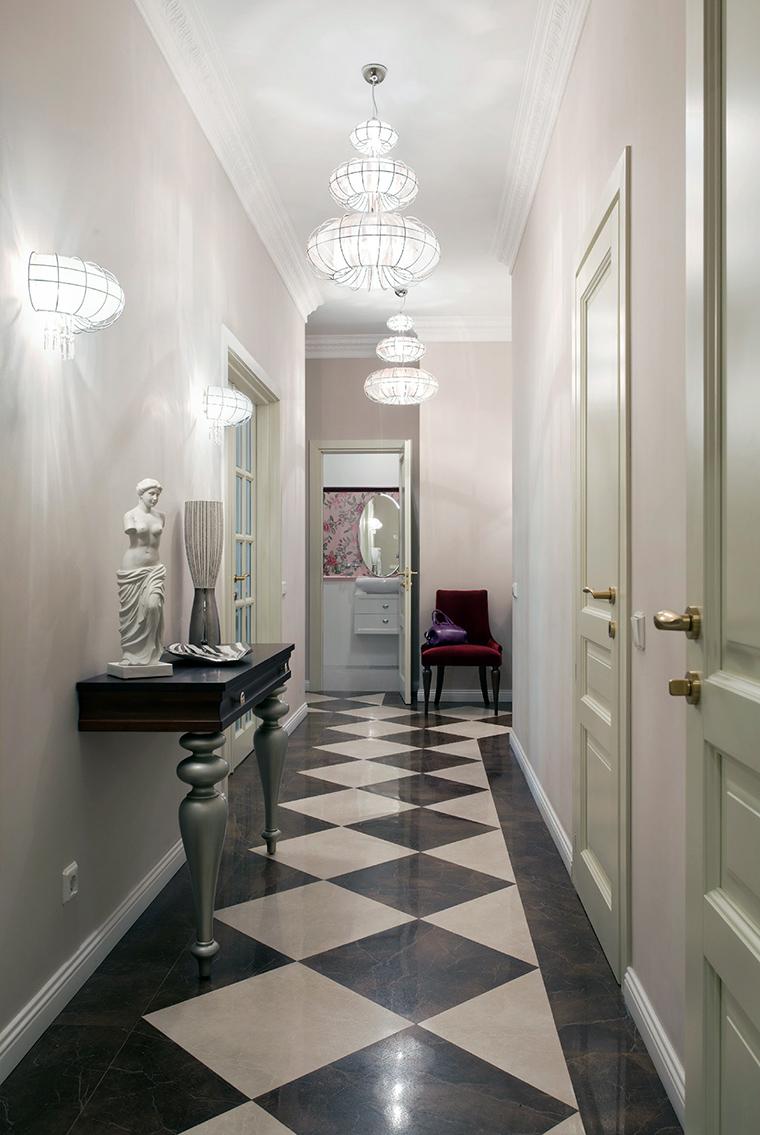 Квартира. холл из проекта , фото №44830