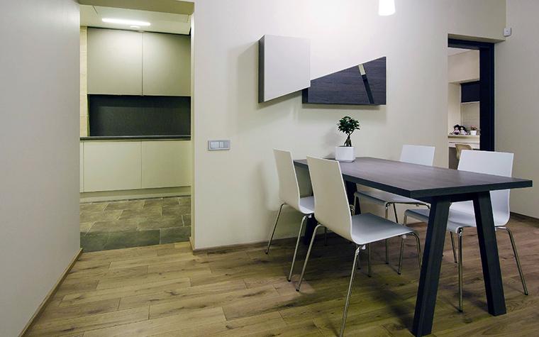 Квартира. столовая из проекта , фото №44845