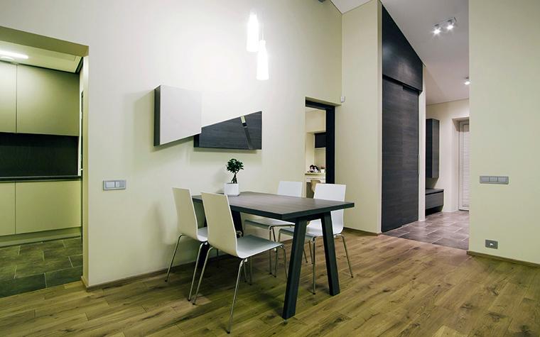 Квартира. столовая из проекта , фото №44846